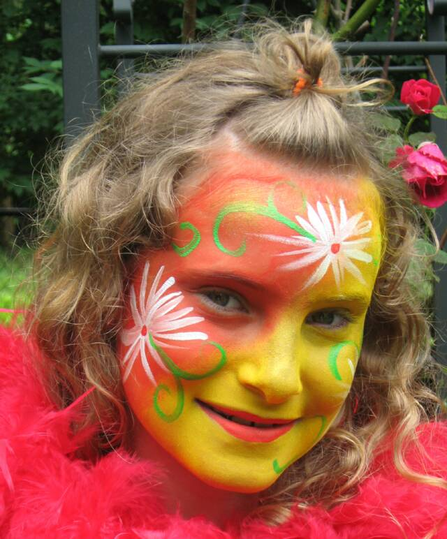 Face Painter Long Island Face Painter Airbrush Face